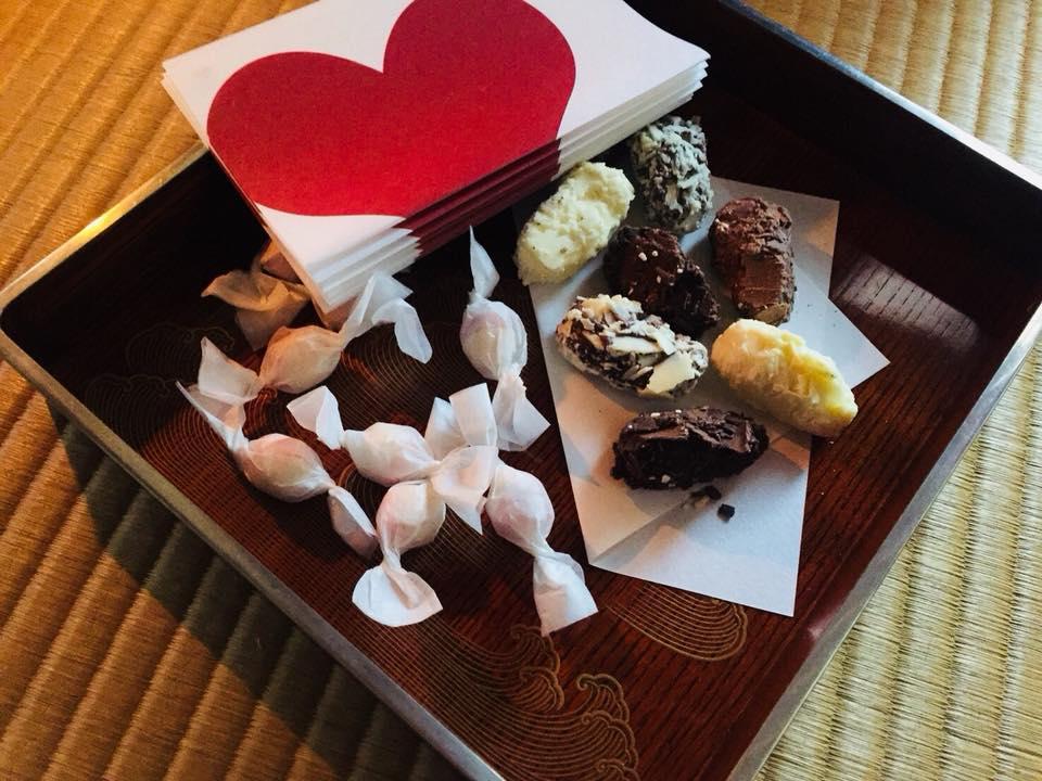 En-Cha主催のバレンタイン茶事にて弊社代表の立川がゲストスピーカーとして出演