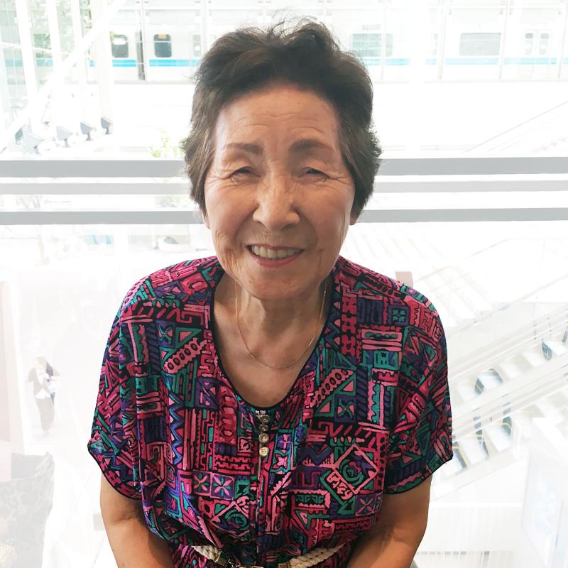 85歳 西倉あさ子 最高齢スタッフが弊社に参加するまで(前編)