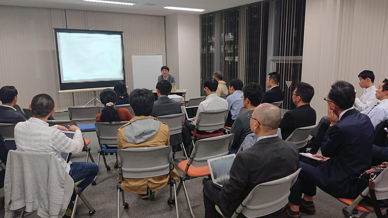 東京工業大学で「起業とコミュニケーション」というタイトルで講演をしました。